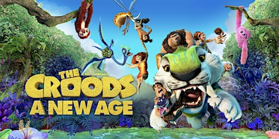 Family-Movie Night | CROODS: A NEW AGE
