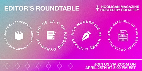 The Editor's Roundtable tickets