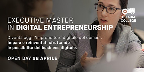 Open Day Online - Master in Digital Entrepreneurship – MADE biglietti