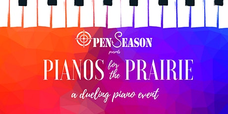 Pianos for the Prairie - A Dueling Pianos Event tickets