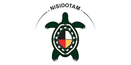 Lancement du site Web bilingue Nisidotam|Nisidotam bilingual website launch billets