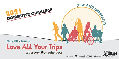 Commuter Challenge Workplace Coordinator Webinar tickets
