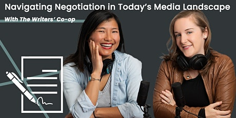 Navigating Negotiation in Today's Media Landscape tickets