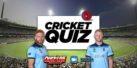 Daimo's Saturday Special: Cricket Quiz Live on Zoom tickets