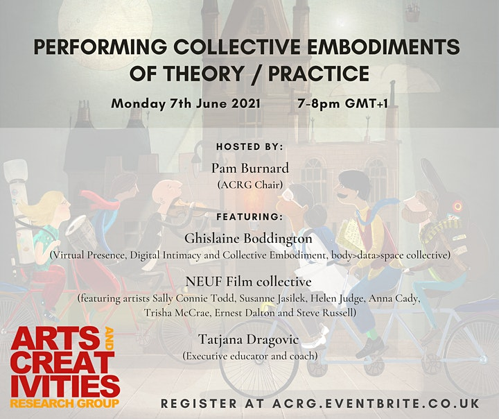 Performing Collective Embodiments of Theory / Practice image
