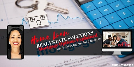 Cotton Realty: Home Loan Workshop - Mortgage Options and Qualifications tickets