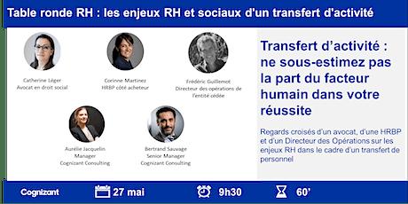 Webinar - Enjeux RH et sociaux d'un transfert d'activité billets