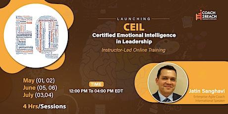 Certified Emotional Intelligence in Leadership (CEIL) tickets
