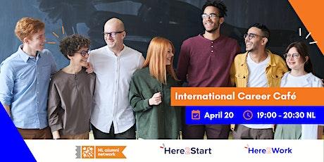 International Career Café tickets