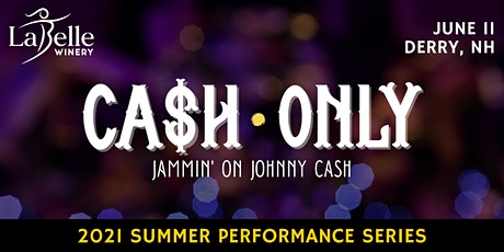 Ca$h Only: Jammin' on Johnny Cash tickets