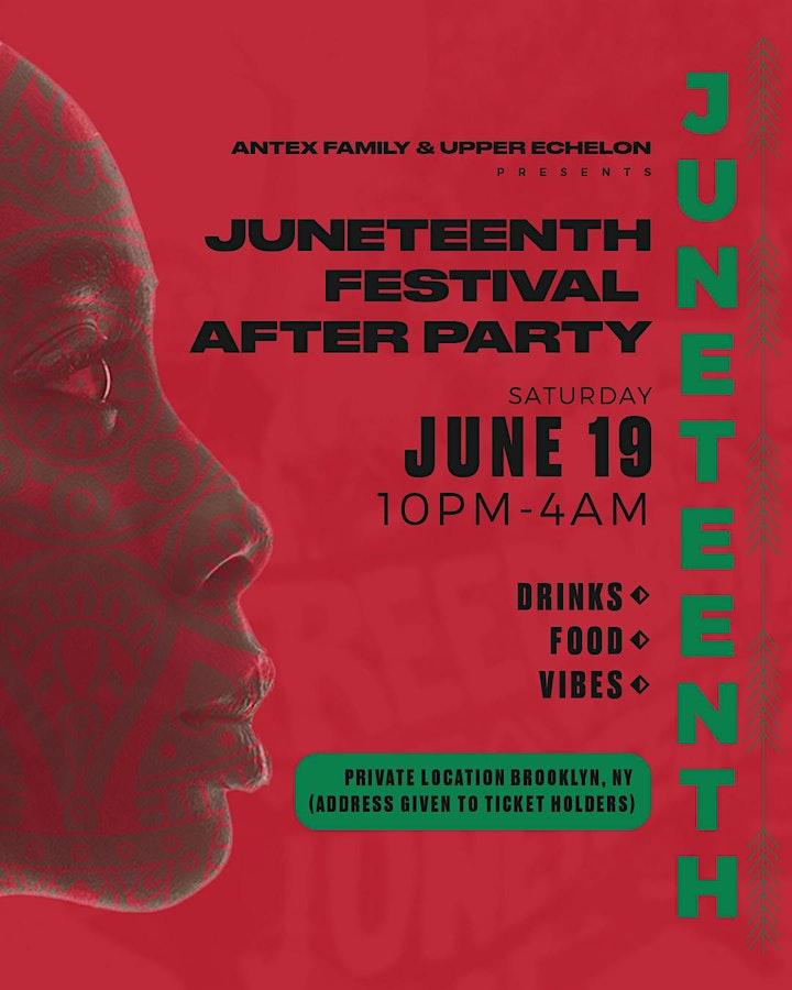 Juneteenth Festival & Pop up Shop image