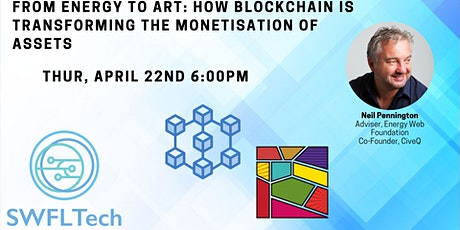 Energy to Art: How Blockchain is Transforming the Monetisation of Assets tickets