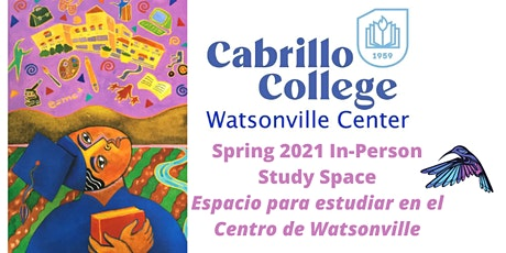 Cabrillo College Watsonville Center Study Space / Espacio para estudiar tickets