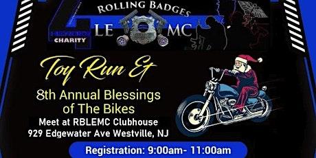 RBLEMC Motorcycle Toy Run tickets