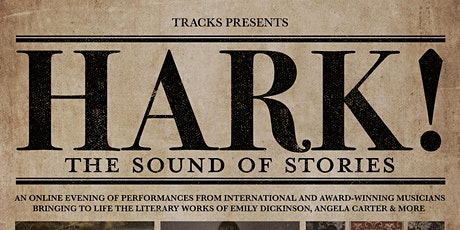 HARK! The Sound of Stories writing workshop: Poetry, Protest and Music tickets
