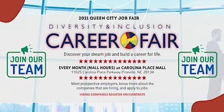 2021 Queen City Job Fair tickets