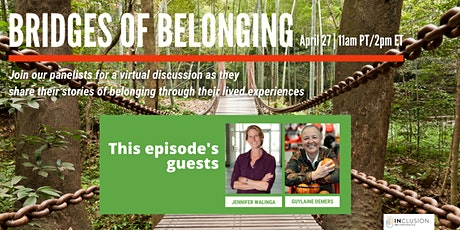 Bridges of Belonging #26 w/Jennifer Walinga & Guylaine Demers tickets