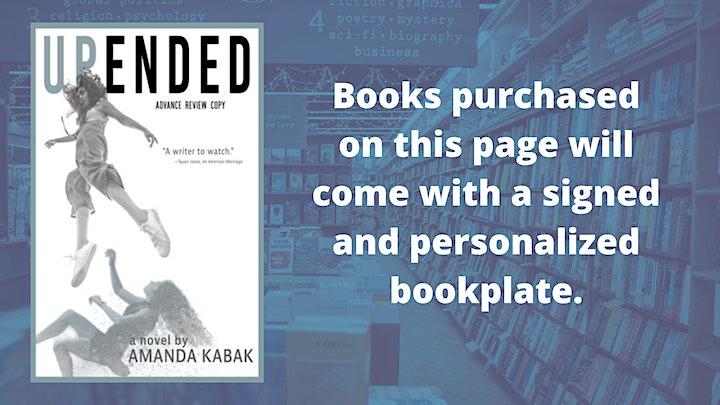 Amanda Kabak: Upended image