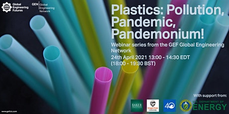 Plastics: Pollution, Pandemic, Pandemonium tickets