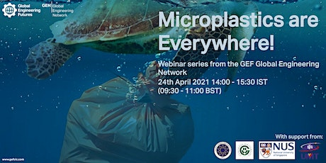 Microplastics are Everywhere! tickets