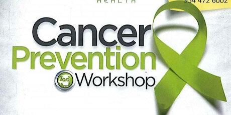 Cancer Prevention Blockbuster Workshop Event tickets