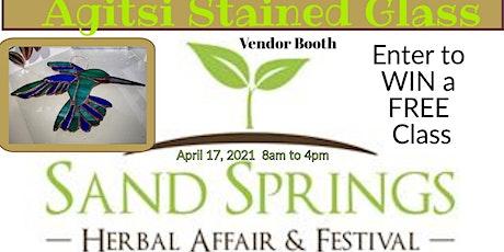Agitsi @ Sand Springs Herbal Affair & Festival 2021 tickets