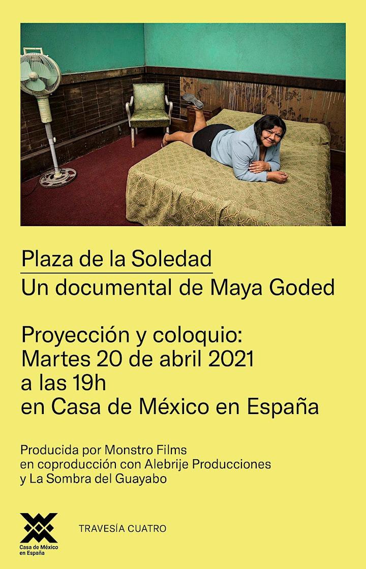 Plaza de la Soledad | Maya Goded image