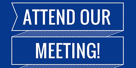 SCDC Virtual Membership Meeting (April 2021) tickets