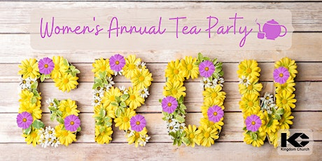 Women's Annual Tea Party tickets
