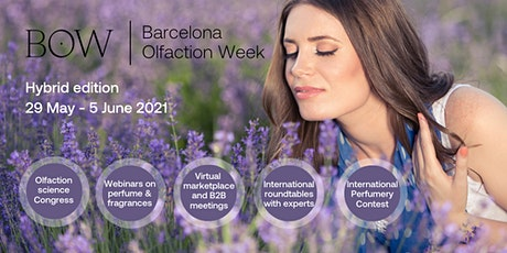 Barcelona Olfaction Week entradas