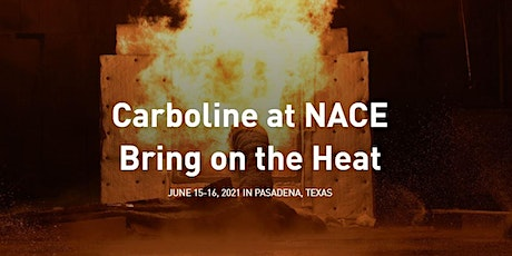 Visit Carboline at Bring on the Heat tickets