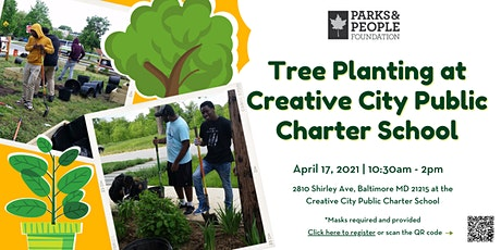 Tree Planting at Creative City Public Charter School tickets