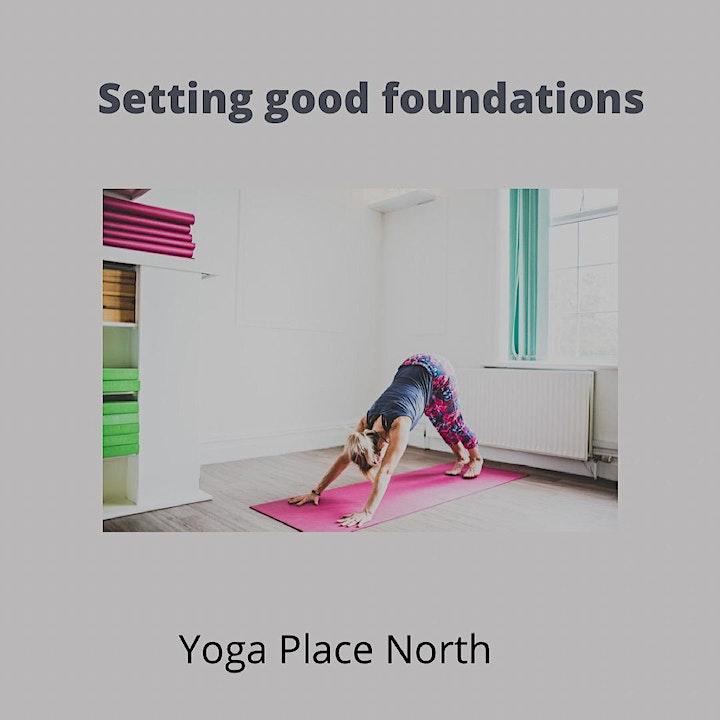 Introductory Yoga, Monday Night  18:00-19:00pm image