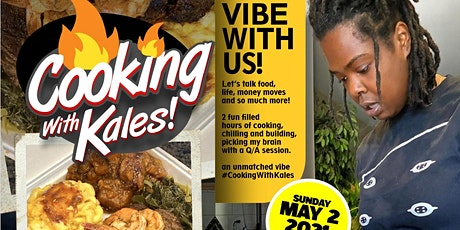Cooking With Kales Release! tickets