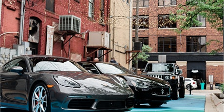 Autos + Eats on the Alley 2021 tickets