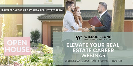ELEVATE YOUR REAL ESTATE CAREER tickets