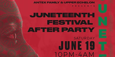 Juneteenth Festival After Party tickets