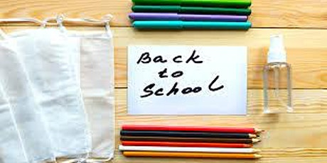 Back to School Safety (Covid 19) tickets