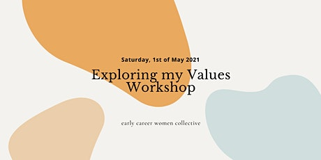 Exploring my Values - Workshop tickets