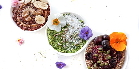 FOOD FOR YOUR DOSHA - An Introduction to Ayurvedic Nutrition tickets