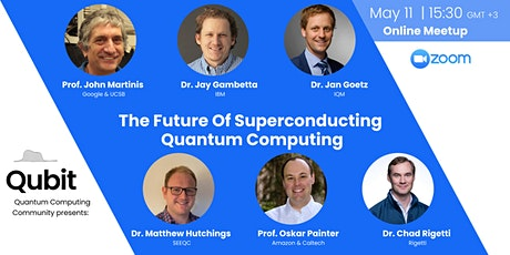 The Future of Superconducting  Quantum Computing tickets