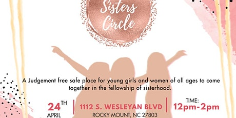 Get Up Girl! Sisters Circle tickets