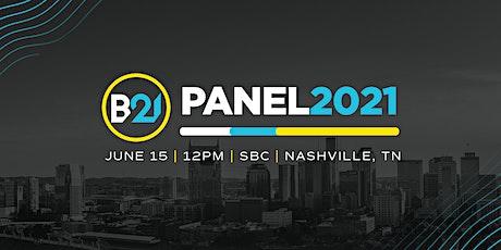 2021 Baptist21 Lunch Panel tickets