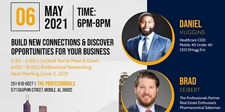 "The Professionals First Thursdays ""An Evening of Professional Networking"" tickets"