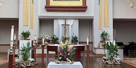 ST. BERNARDINE OF SIENA  - SAT. 5PM  MASS - APRIL 24, 2021 tickets