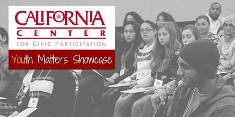 CalCenter Fundraiser: Youth Matters Showcase tickets