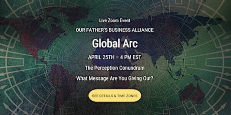 OFBA Global Arc April 2021 tickets