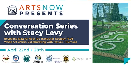 Stacy Levy, Conversation Series tickets
