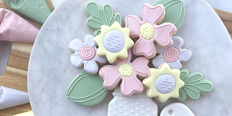 Mother's Day Cookie Decorating Class For Beginners tickets