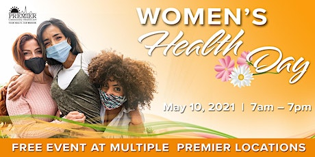 Women's Health Day 2021 tickets